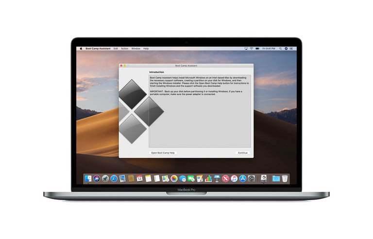 Comment installer Windows 10 sur un Mac